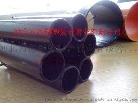 涂塑防腐钢管耐高温电缆套管电缆套管性价比最高热浸塑管梅花管多孔管