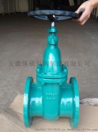 安徽纵横泵阀制造有限公司 Z45T DN100硬密封闸阀