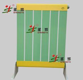 廠家供應鋼鋁復合柱翼型散熱器