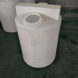 常州厂家直销500L液体搅拌桶、PE加药箱