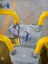 润丰箱式天然气调压装置RX600/0.2A设计图纸简便易懂