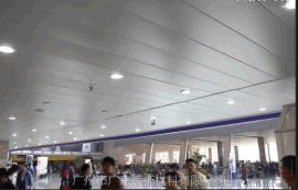鋁條扣板廠家專業生產高邊S型防風條扣板吊頂