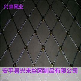 防护钢丝绳网,山体钢丝绳网,钢丝绳网格栅