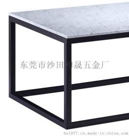 简易款大理石茶几多种表面处理效果可选CJ901
