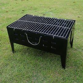 冷轧铁工艺型号A723 户外烧烤工具家庭活动烧烤炉