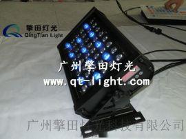 QT-WL354,54顆投光燈,方形投光燈,DMX投光燈,洗牆燈,戶外燈,led投光燈,擎田燈光 雙層投光燈,四合一雙層投光燈