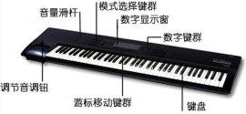 多按键电子琴ic(hr)图片