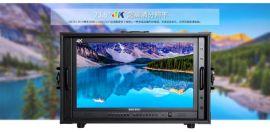 视瑞特23.8寸4K广播级导演监视器 4路HDMI输入4K4画面分割显示