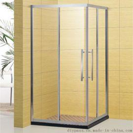 鼎派衛浴 DIYPASS BF-0217 304不鏽鋼方形淋浴房