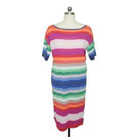 12针 春夏季针织衫连衣裙加工生产厂家 服装厂代加工各类高端毛衫