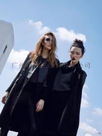 上海一線【凱倫詩】冬裝 個性時尚休閒女裝品牌折扣走份 庫存尾貨分份批發