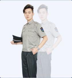 綠洲服飾供應保安服裝 保安服裝價格 執勤服飾加工 保安服裝定制
