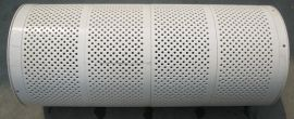UPVC復合316L不鏽鋼濾網