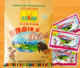 可可西里150克藏式卤汁牦牛肉(原味)