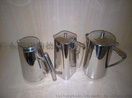 欧式不锈钢方水壶