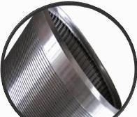 不锈钢纯圆精密筛管