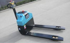 电动叉车 生产供应1.6吨电动搬运车JPCBD16A-68 电动托盘叉车电动搬运车可定制送货上门