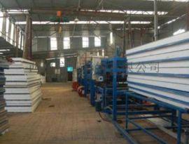 供青海彩钢复合板和西宁彩钢厂特点