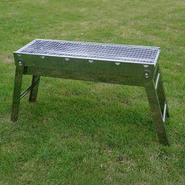 海德A1529S 不锈钢430#材质烧烤工具烧烤炉