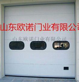 廠家生產 電動提升門 工業電動提升門 廠房滑升門 快速提升門