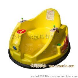 山東菏澤廣場飛碟碰碰車,直徑1.2米圓形碰碰車多少錢