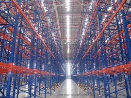 上海货架长宁区贯通式货架定制就找得友鑫