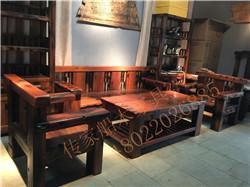 船木家具沙发,船木客厅新款沙发4件套,厂家现货特价