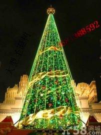 廊坊大城大型圣诞树厂家直销|现货供应出租圣诞树|专业安装