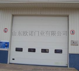 電動工業滑升門 垂直提升門 廠房大門