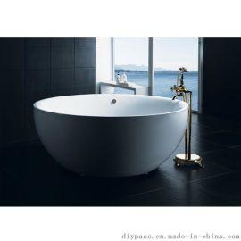 鼎派卫浴DIYPASS  BX-800A  亚克力古典休闲浴缸
