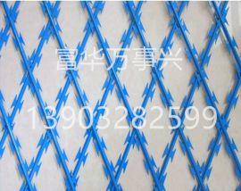 篱笆型刀片刺网 BTO-22 焊接型刀片刺绳