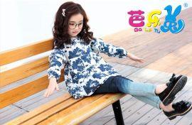 童装店加盟童装批发童装代理芭乐兔童装十大品牌