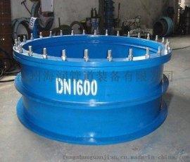DN600穿墙柔性水防套管