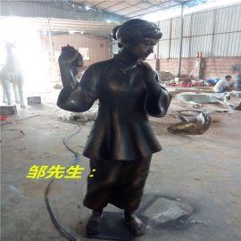 校园雕塑 树脂校园雕塑 广州玻璃钢校园雕塑定做厂家