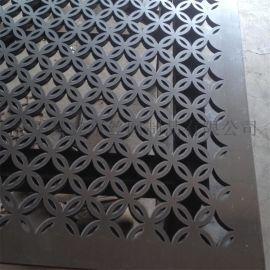 外墙装饰冲孔板 装饰冲孔网 铝板镀锌板冲孔网