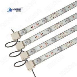 蓝景光电防水LED漫反射卷帘灯条