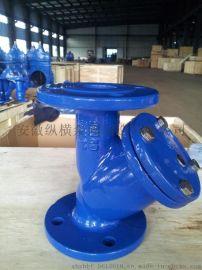 美标Y型过滤器   安徽纵横泵阀专业生产