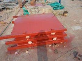 平面拱型铸铁闸门PGZ-2×2米