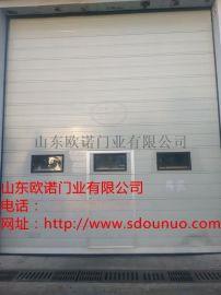 電動遙控提升門 山東廠房提升門