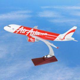 航模 飛機模型 38cmA320 亞洲航空模型 模型飛機 廠家直銷 靜態航模