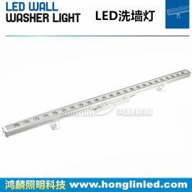 led洗墙灯_24W电源分体大功率洗墙灯
