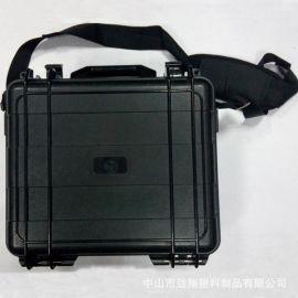 JX307 335*310*155mm 供应 abs便捷式防水塑料工具箱 手提军工设备箱 仪器箱