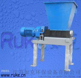 RJG-800*800型死猪绞割机