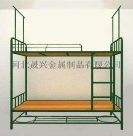 员工宿舍床 学校公寓床上下床 工地床铁床军用上下铁床厂家