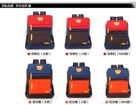 上海工厂生产儿童书包小学生男1-2-3-6年级男童女童男生双肩女包