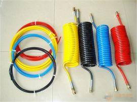 工厂直供各种规格彩色高压PA尼龙管