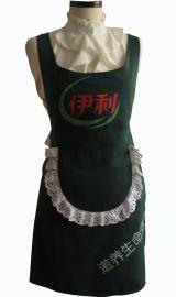 成都围裙批定制 厂家定做呢料围裙围腰 来图来图定制围腰防水围裙