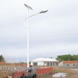 厂家直销6米8米路灯杆 户外一体化太阳能路灯 道路照明灯具 路灯