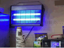 室內驅蚊燈滅蠅器 電擊滅蚊燈餐廳用滅蠅燈滅蚊器