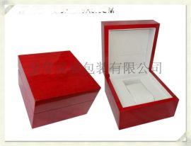 星展包装厂家定制高档手表盒木质手表包装盒